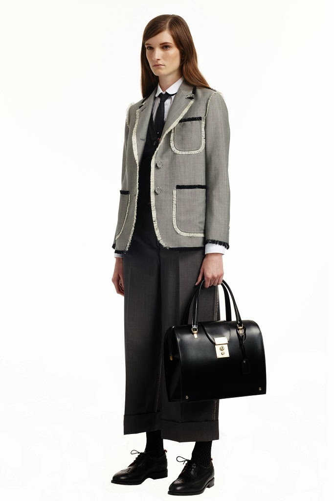 Fashion week Outfits Inspired in thom browne pre-fall for girls