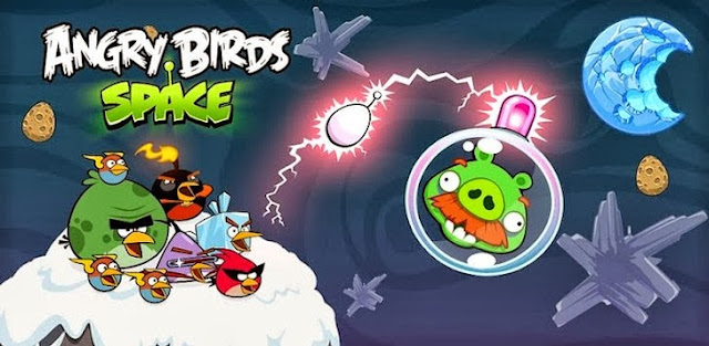 Angry Birds Space Premium 1.6.0 APK