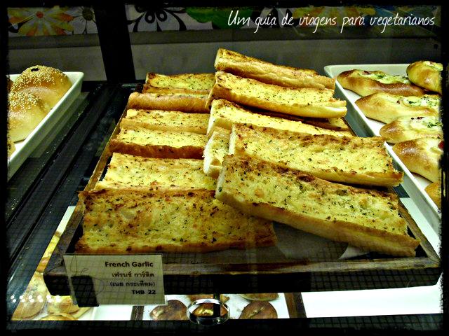Vegan and vegetarian food Bangkok