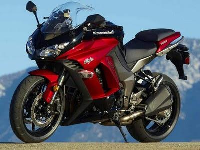 Picture of Gambar Motor Ninja Terbaru