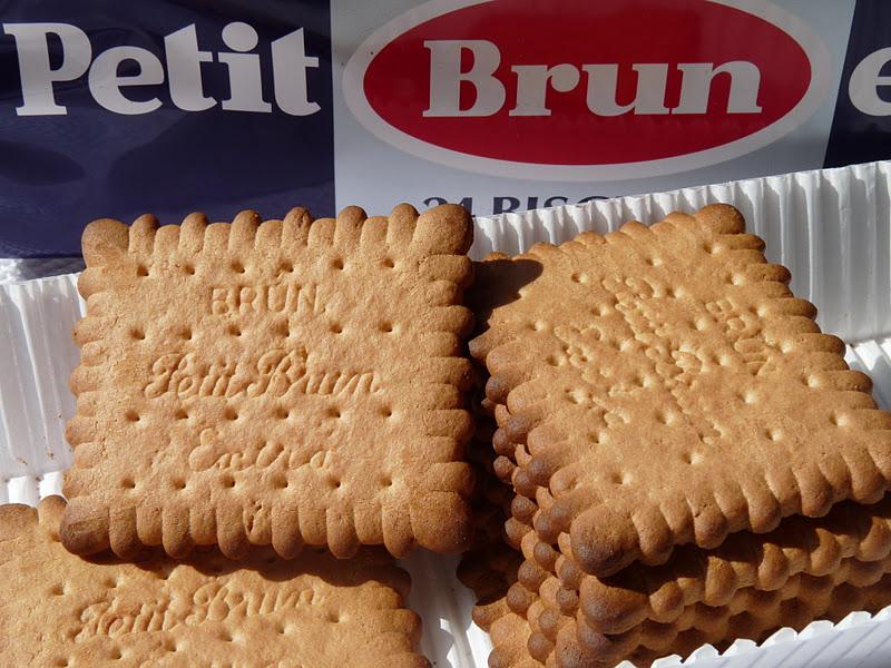 Recette gateau aux biscuits the brun