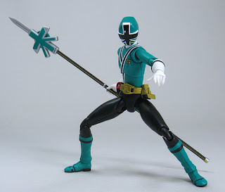 S.H.Figuarts Shinkenger Shinken Green
