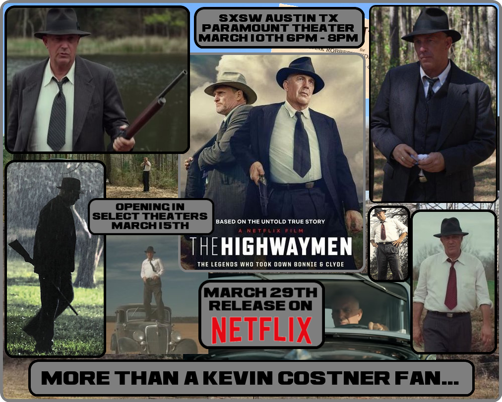 More Than A Kevin Costner Fan...