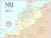 Mapa de Marrocos Mapas (mapa de marrocos mapas )