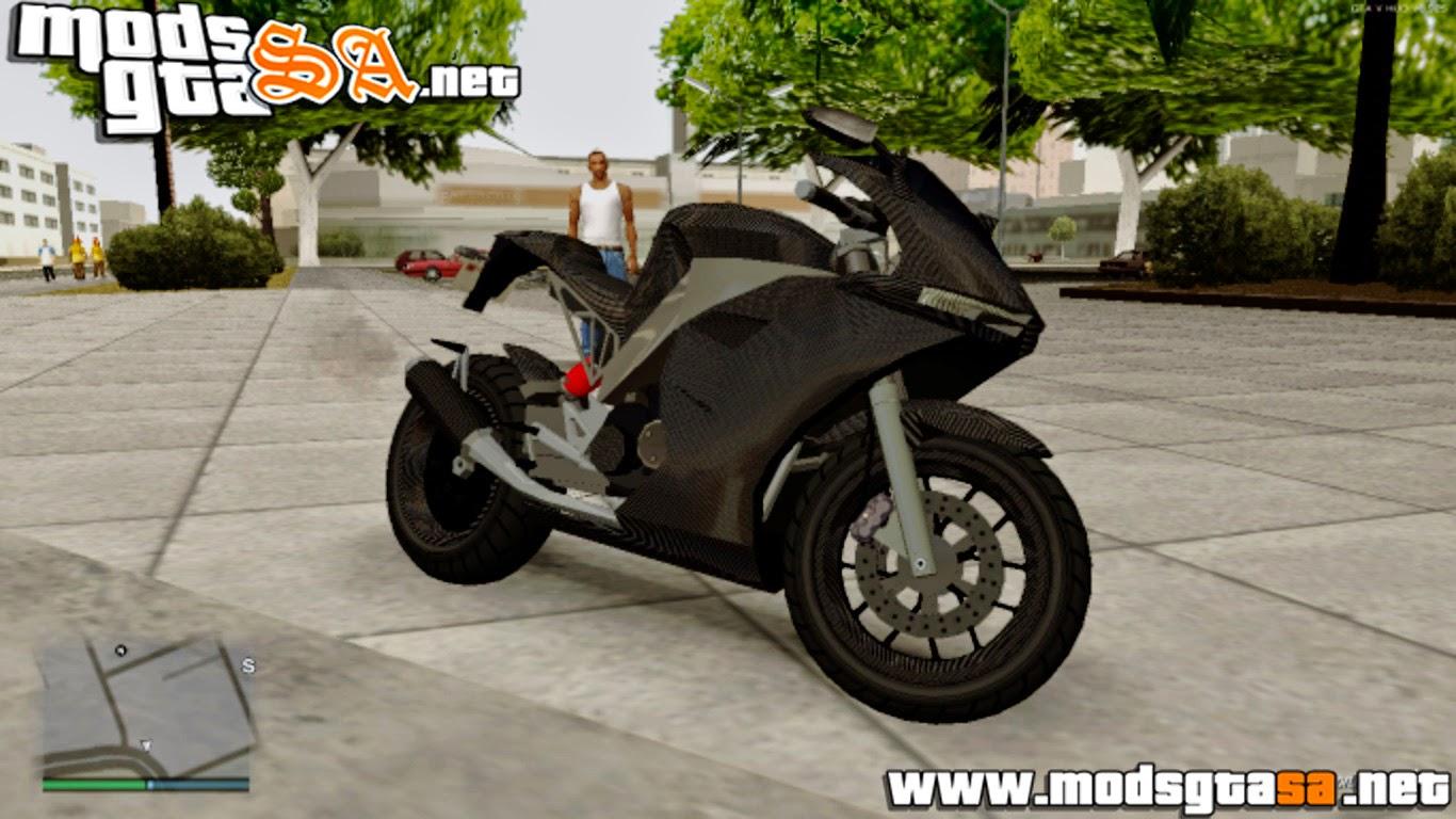 SA - RS Carbon do GTA V