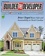 Briar Chapel Featured In November Issue of Builder & Developer Magazine