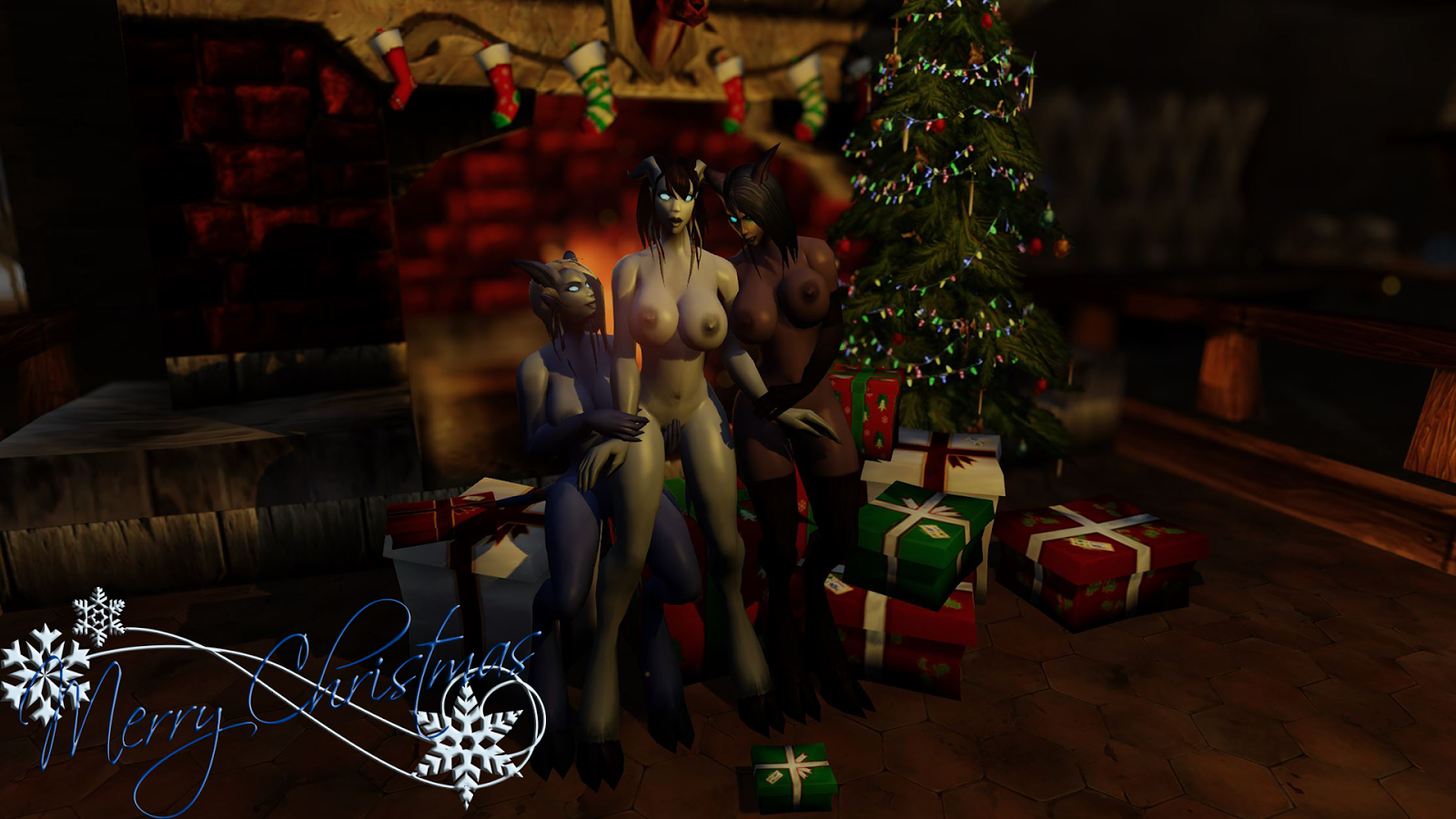 Quest xmas whorecraft nudes photos