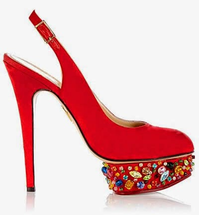 Charlotte Olympia - Shoes - Spring-Summer