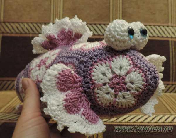 African Flower Amigurumi Free : Irish crochet &: TOYS AFRICAN FLOWERS ... ??????? ...