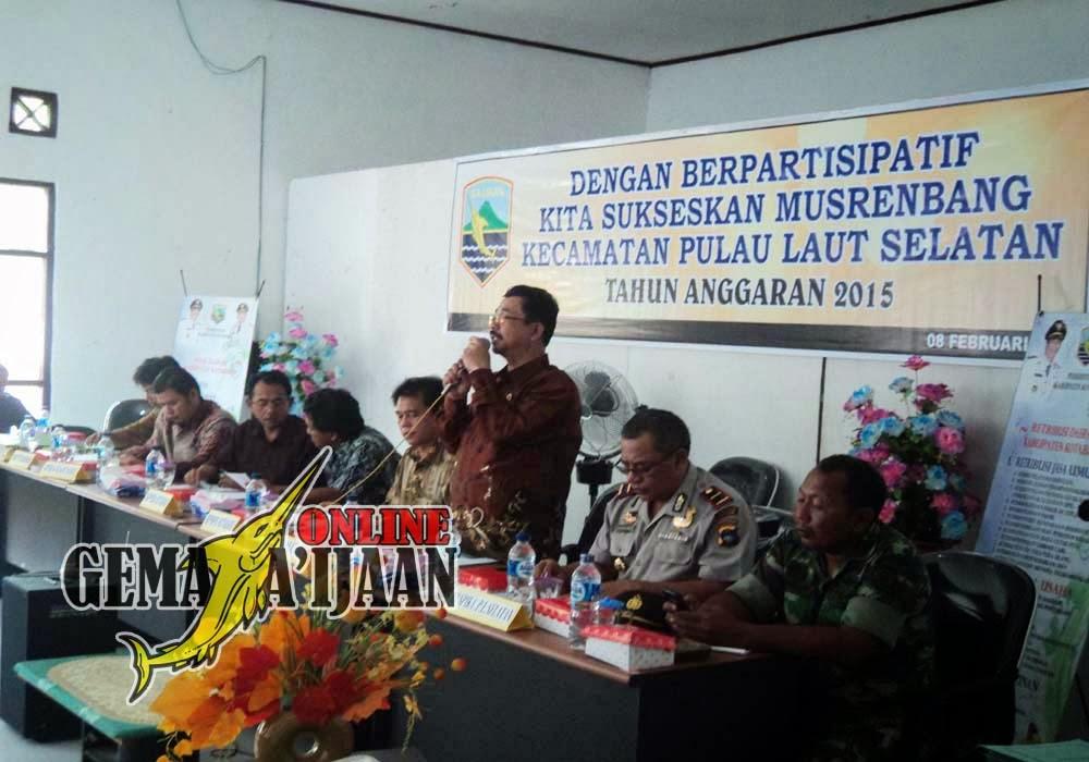 Musrenbang Tanjung Seloka Meningkat