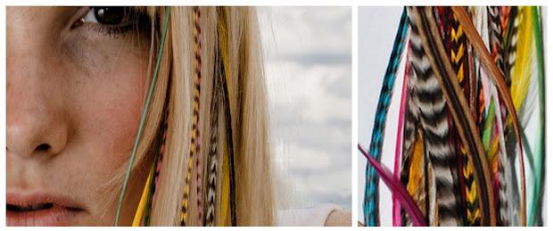 boho hippy wedding hair