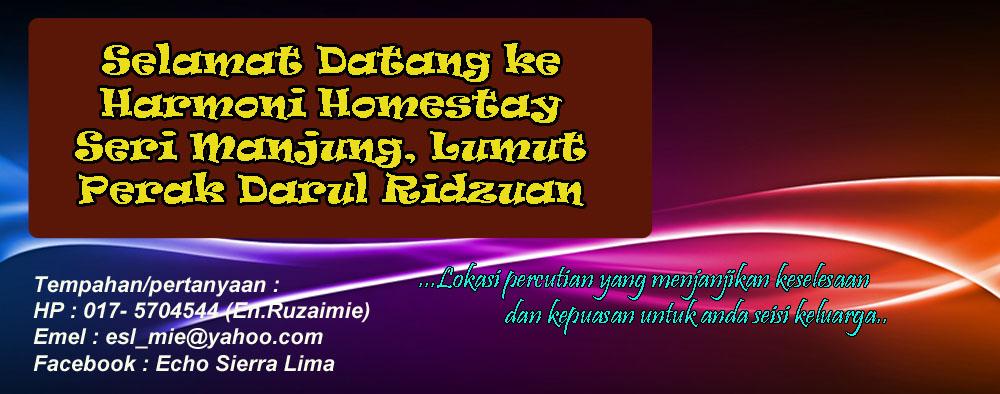 Harmoni Homestay Seri Manjung, Lumut