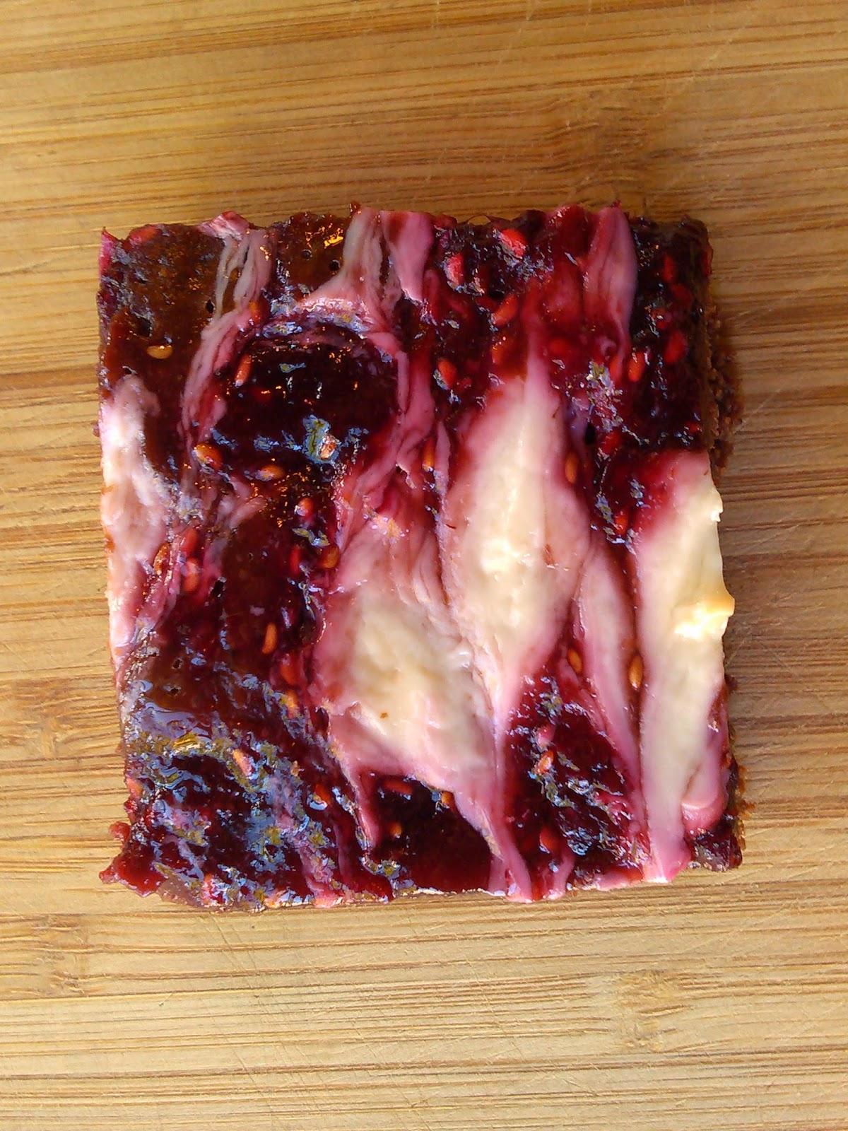 ... Cream Cheese Brownies- gluten free, vegan & top 8 allergen free
