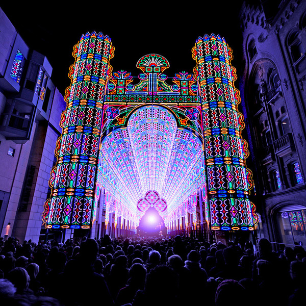 light 13 Luminarie De Cagna