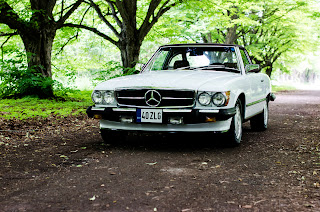 07 Mercedes-Benz 560SL R107 1988