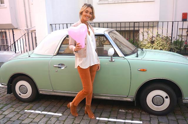 chloeschlothes - pantalon devant voiture