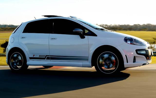 Novo Fiat Punto 2014 - T-Jet