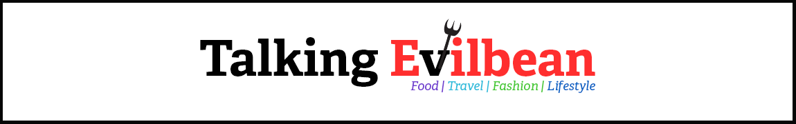 Talking Evilbean - Best Singapore Food, Travel, Fashion and Lifestyle Blog