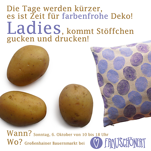 cushion by frauschoenert