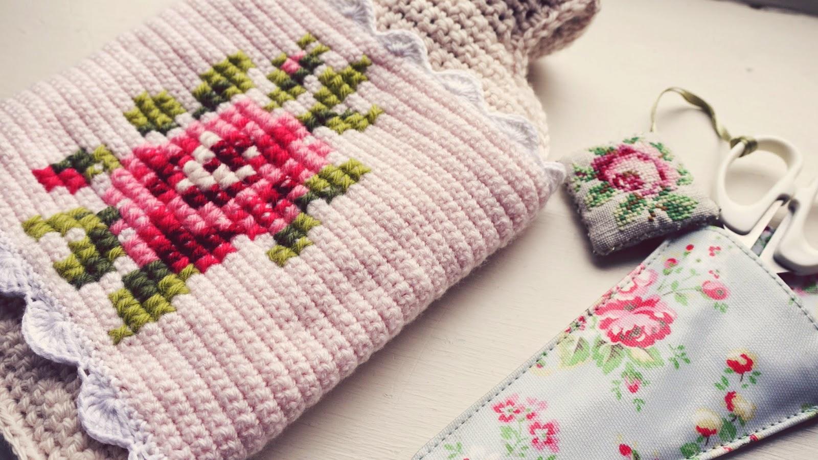 Porcupine Design: Crochet Hot Water Bottle Covers