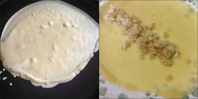 jaggery pancake recipe