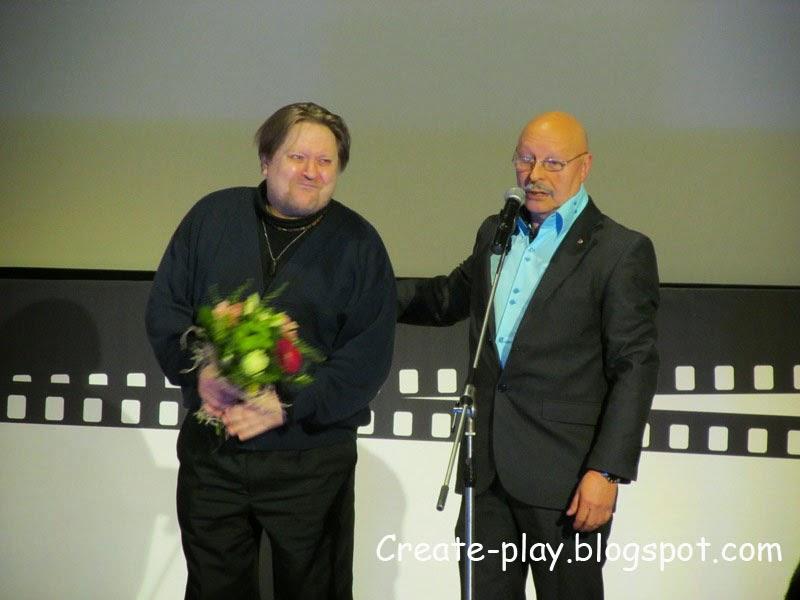 Валерий Харченко и Сергей Русскин