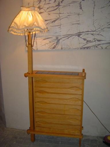 les meubles votre maison des designers guillerme et chambron bar pivotant. Black Bedroom Furniture Sets. Home Design Ideas