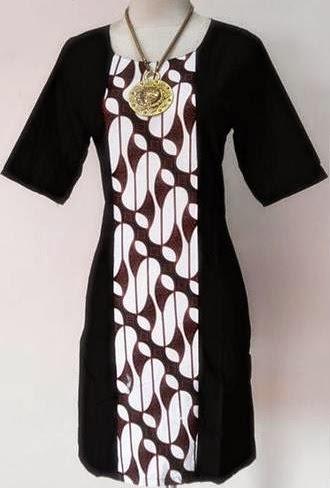 baju batik untuk ngantor