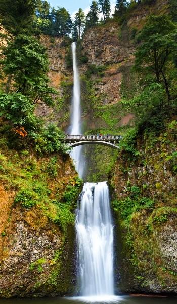 Cascadas Multnomah, Oregon