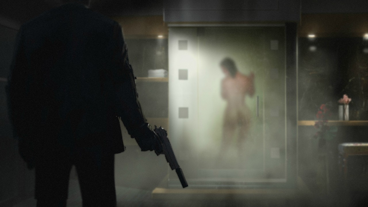 Hitman contracts naked sexy pics
