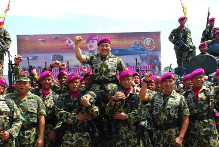 TNI AL Kembangkan Satuan Tempur