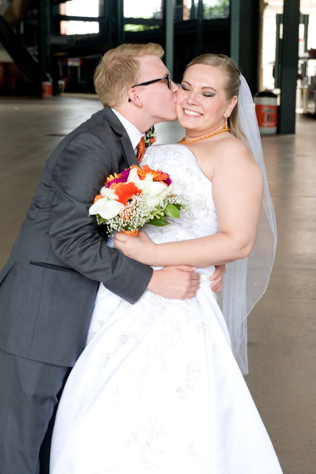 Chris and sandra wedding