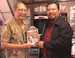 Temu Mata dengan BEKAS PENGERUSI PKM, Abdullah CD @ CHE DAT di Shukirin, Narathiwat Thailand