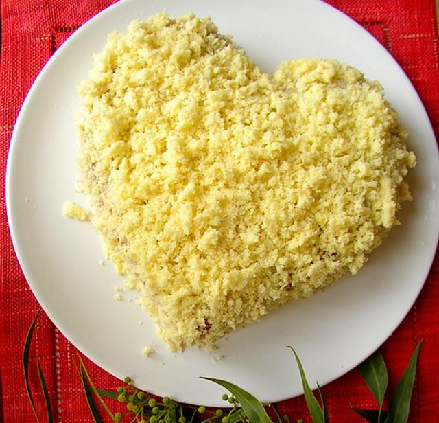 Torta Mimosa - Ricetta Originale