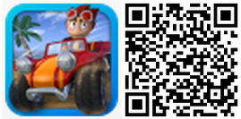 Game BlackBerry 10 Beach Buggy Blitz