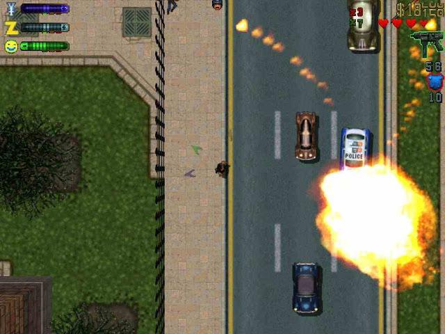 Free Download GTA 2 PC Game