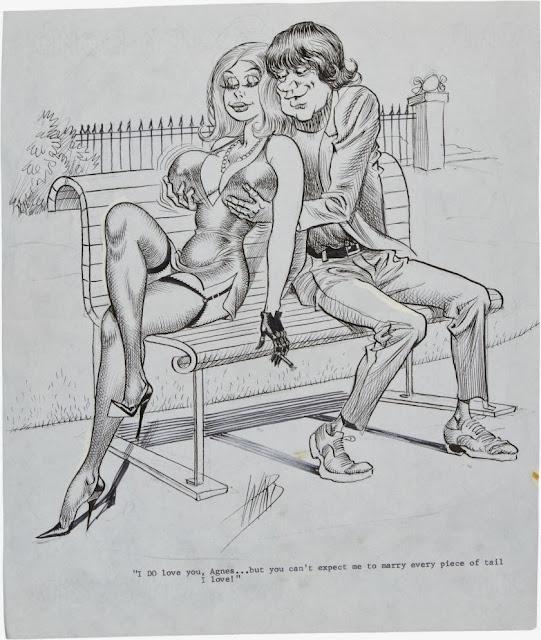 68 Cartoons - Bill Ward - Toons - craig macmillans