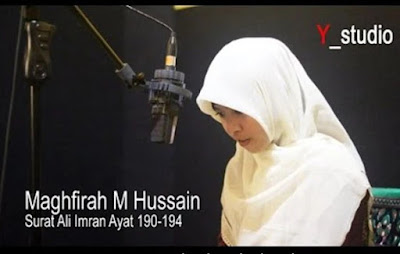 Download Qur'an Audio Maghfirah M. Hussein