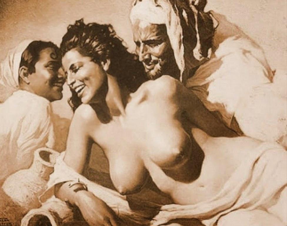 torso-femenino-al-oleo