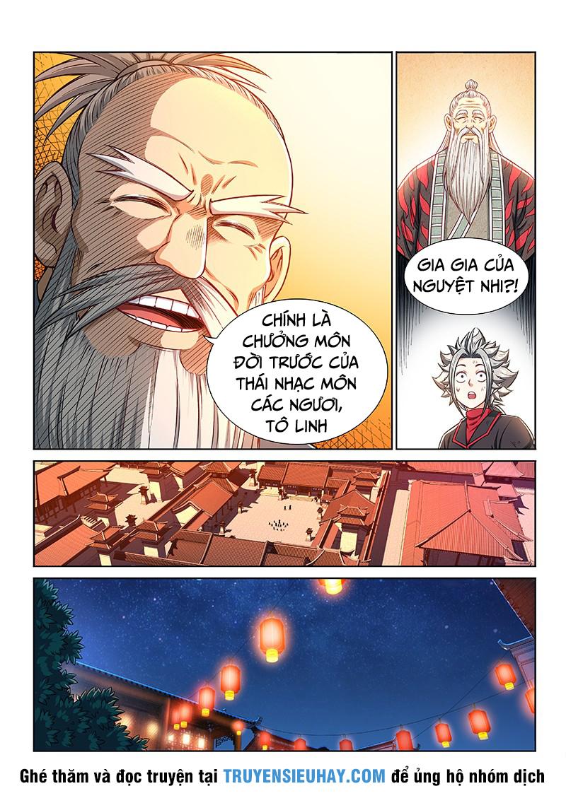 Ta Là Đại Thần Tiên chap 220 - Trang 17