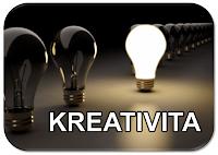 Kreativita vychází z?