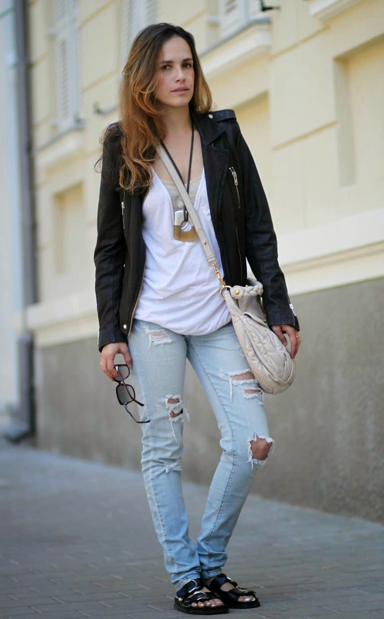 whatiwore, exclusive, ss14, ootd, lookoftheday, effortless, motojacket, fashionblog, אופנה, בלוגאופנה, גוסטייל  Schedule