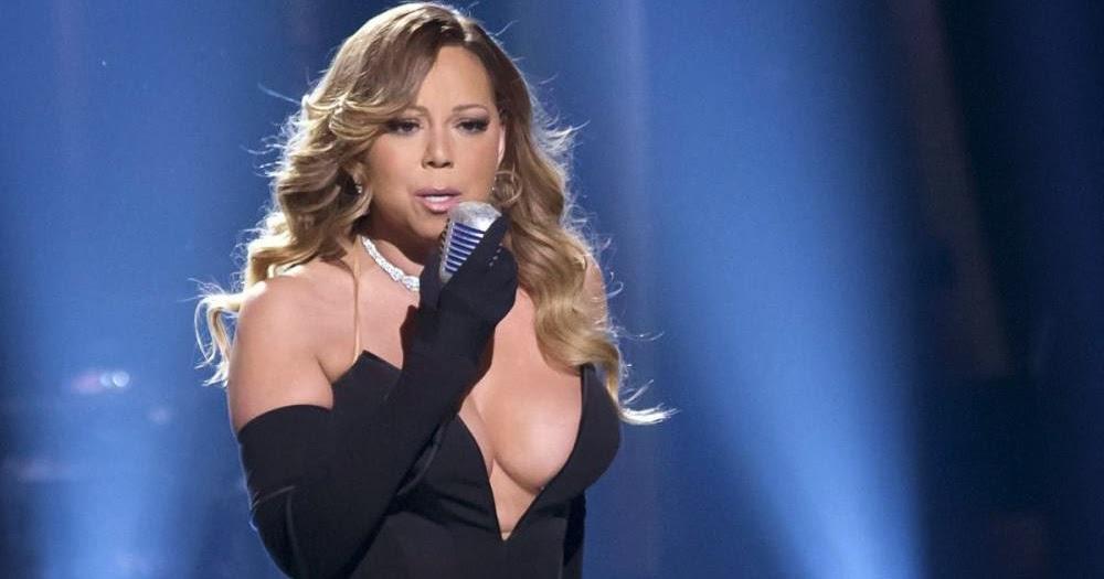 Photos : Mariah Carey : Encore une fois, elle nous