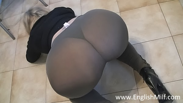 Big ass leggings porn