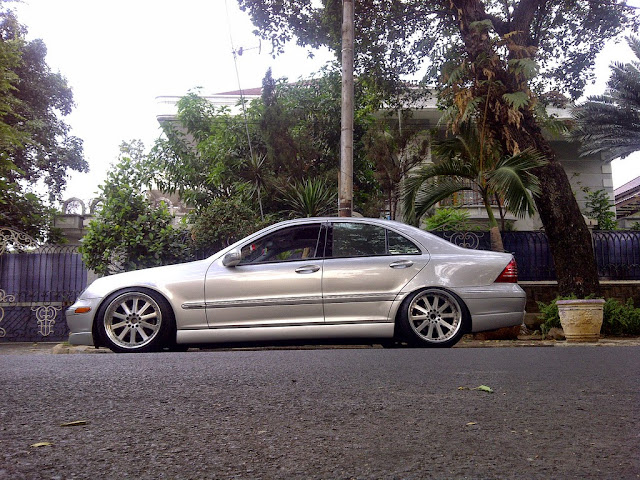 Mercedes benz w203 c240 stance style benztuning for Mercedes benz c240 wheels