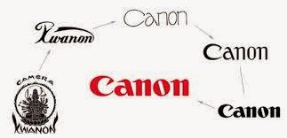 Perubahan Logo Canon