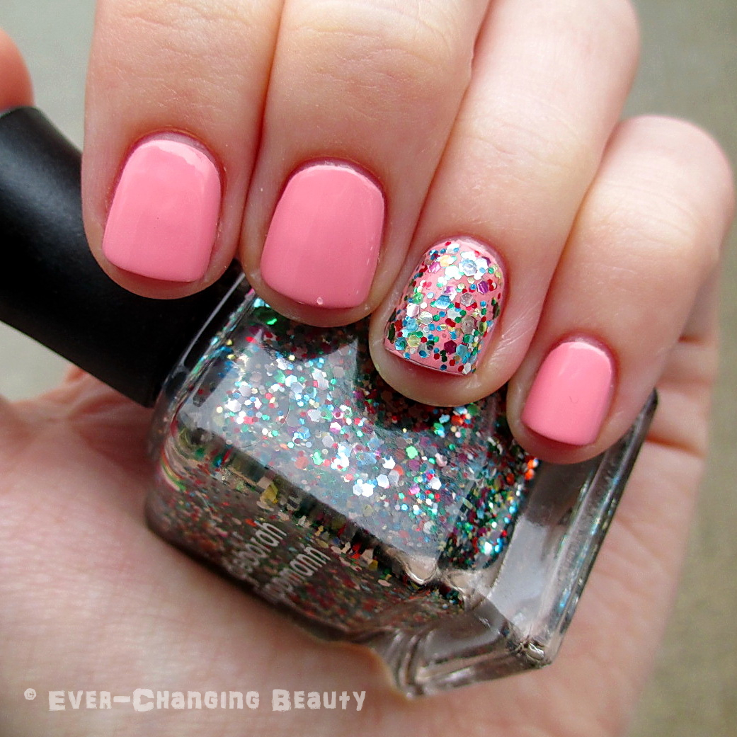 Happy Birthday Nails: Ever-Changing Beauty.: Birthday Nails