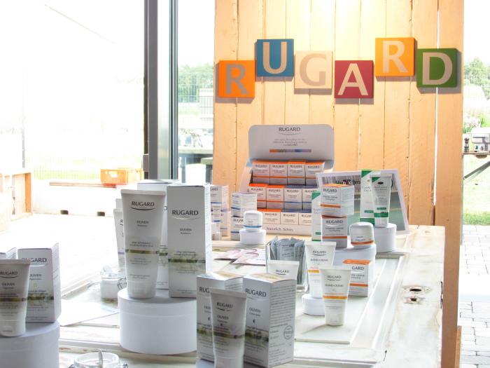 Yupik Infodays 2015 - Baden-Baden - Rugard Naturkosmetik Oliven Serie
