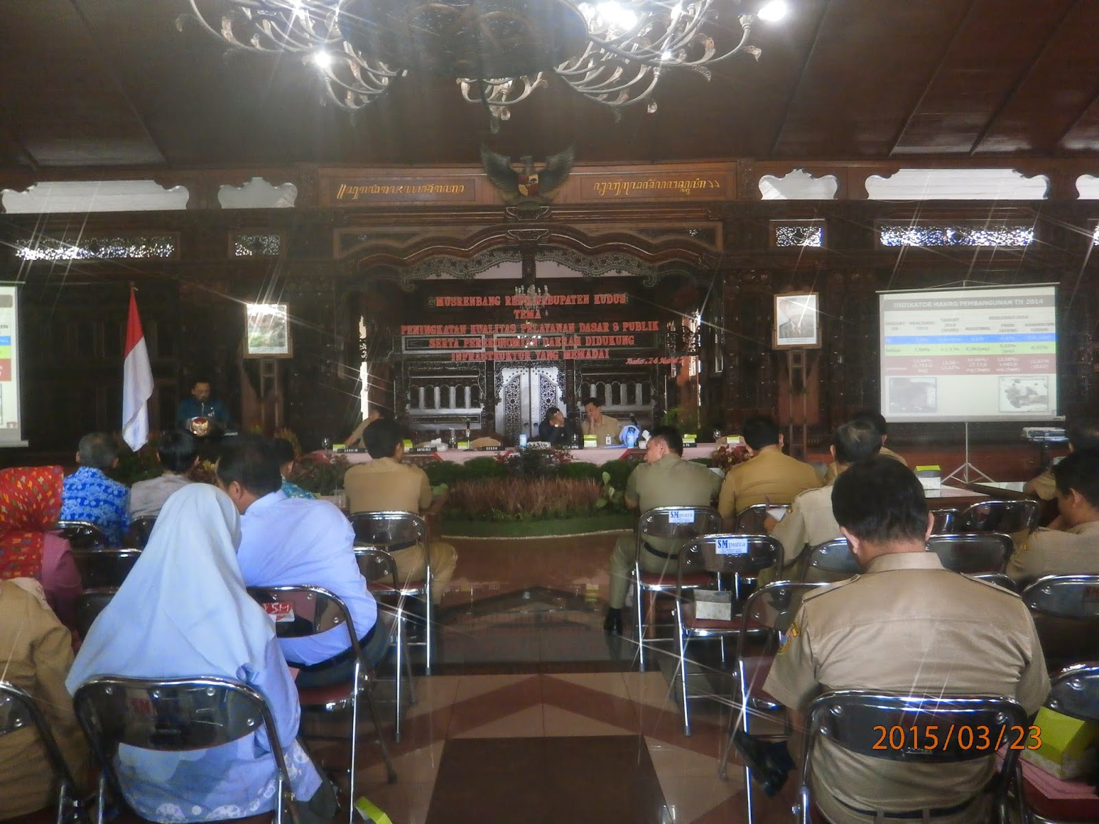 Melalui Musrenbang, Tingkatkan Kualitas Pelayanan Publik