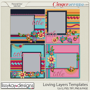 Lissy's Templates